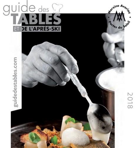 Guide des Tables / Restaurants' guide