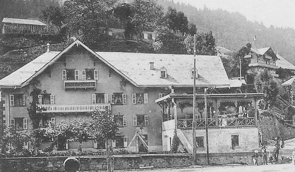 4 L'Hotel des alpes