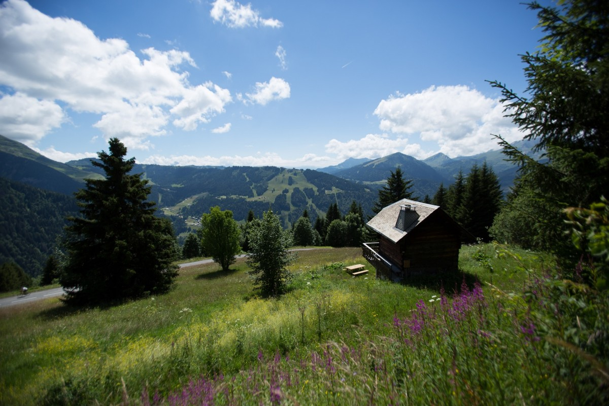 Travel to Morzine