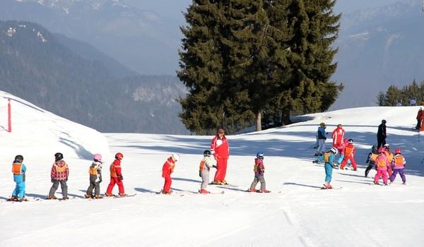 Лыжные школы