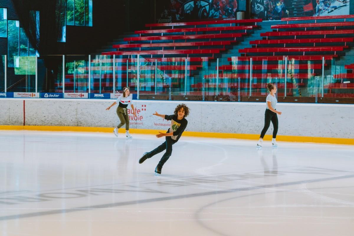 Ice rink