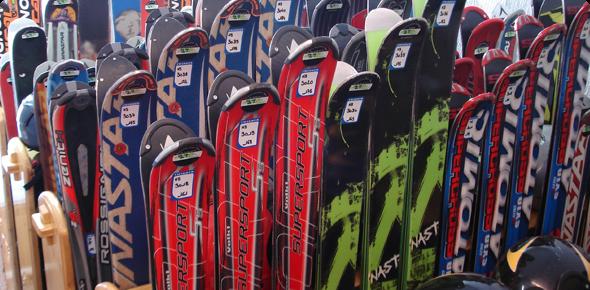 Ski Equipment & Service