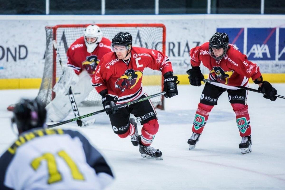 Matchs de Hockey