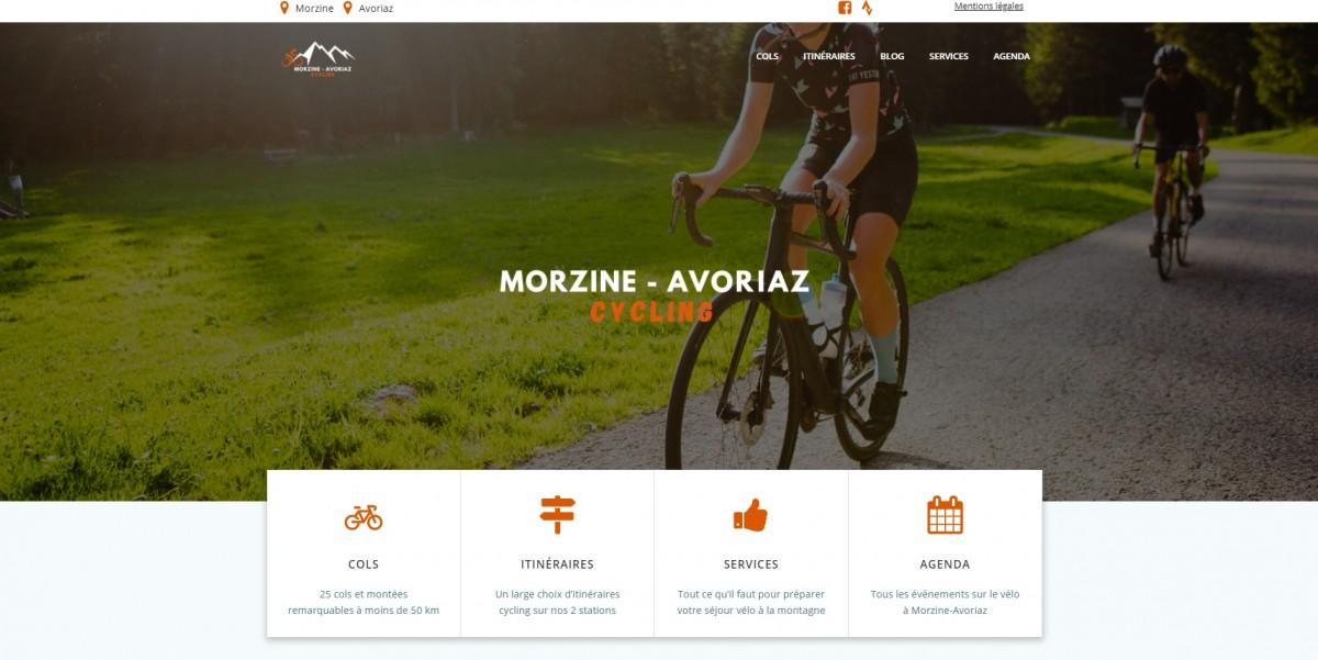 Morzine-Avoriaz Cycling