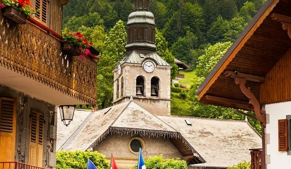 Morzine local heritage