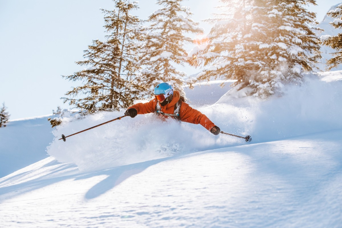 Off-slope skiing