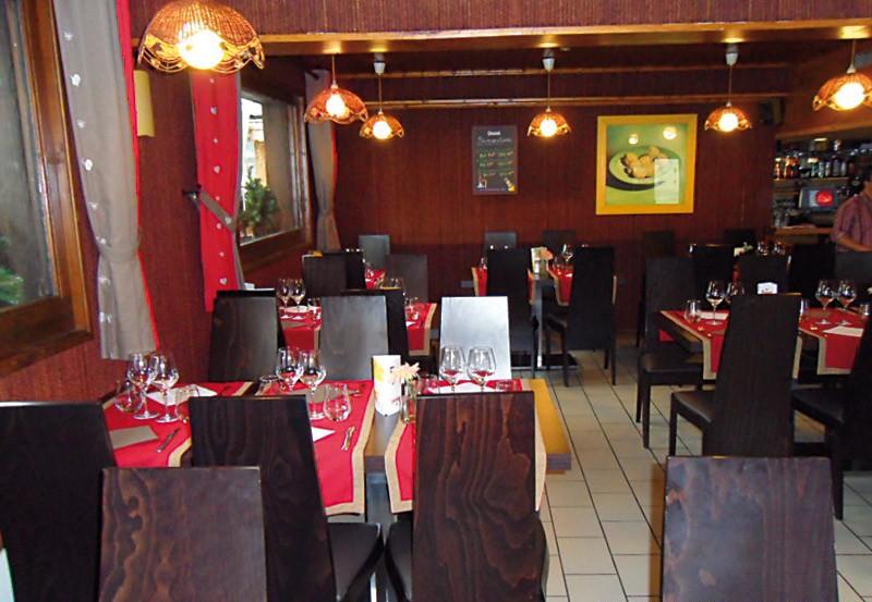 Restaurants dans le village