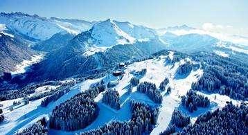 Снег и трассы