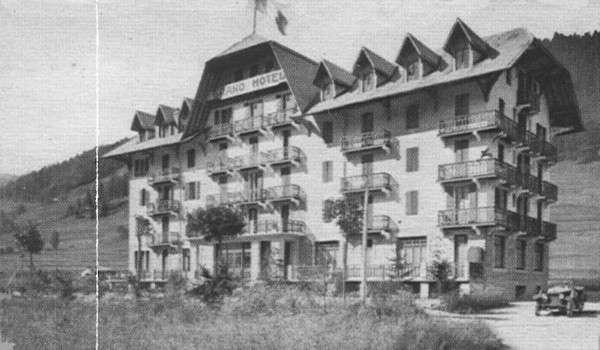 N°20 Le Grand Hôtel