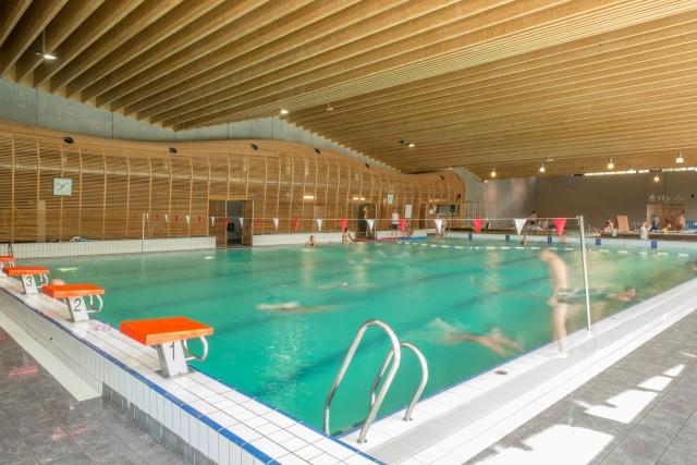 Indoor Swimming Centre