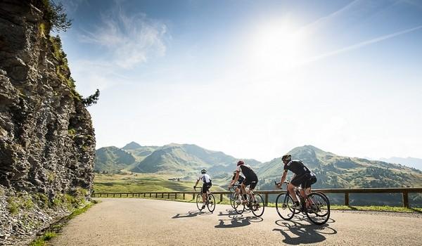 Encadrement vélo route