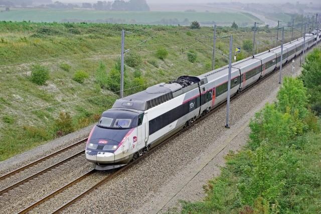 Take a train to Morzine