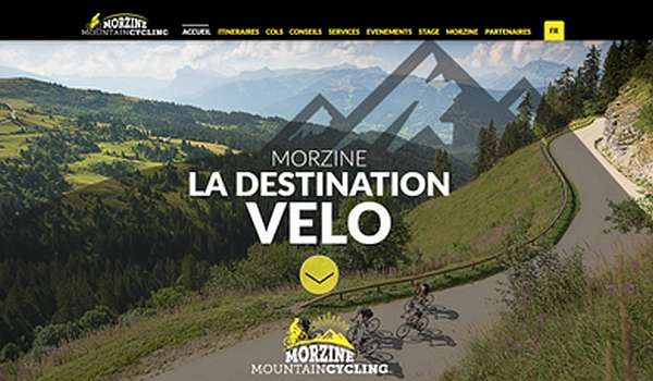 Morzine Mountain cycling