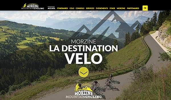Morzine Mountain cycling