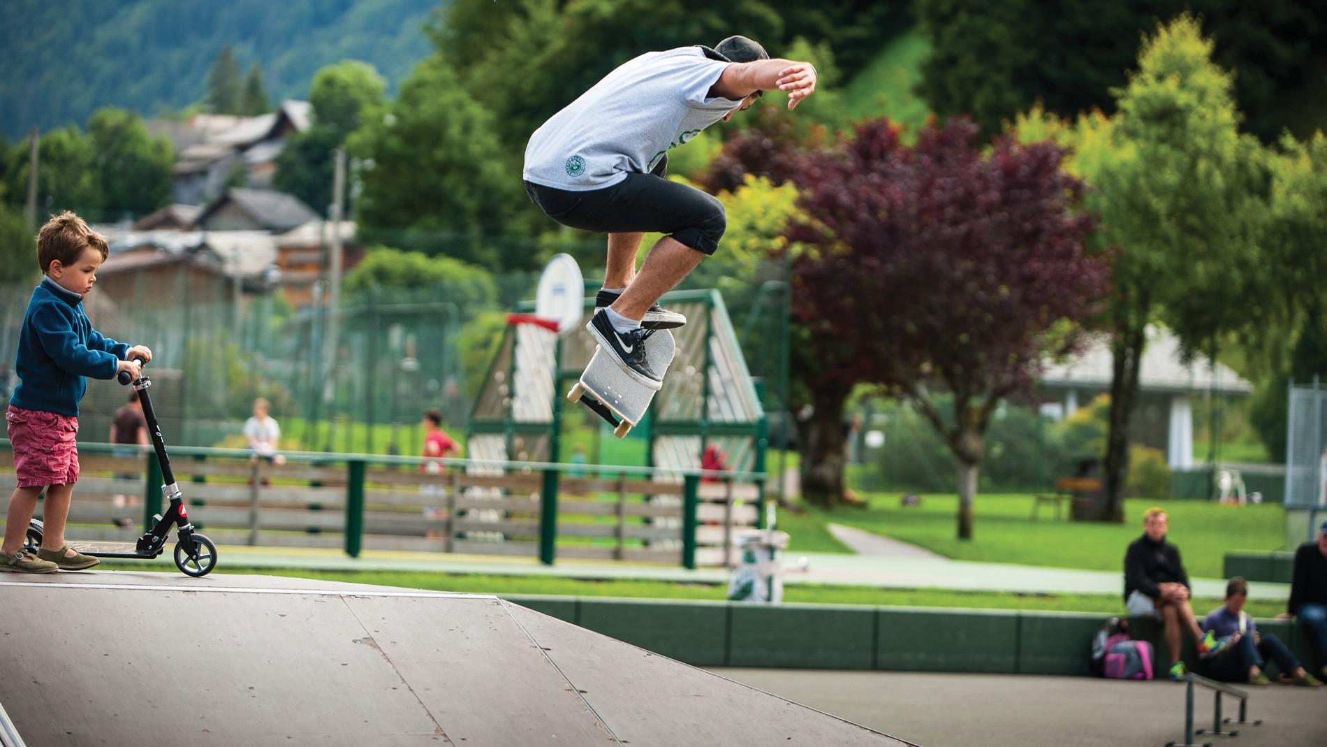 parc-des-dereches-morzine-skatepark