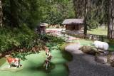 Mini golf du Lac de Montriond