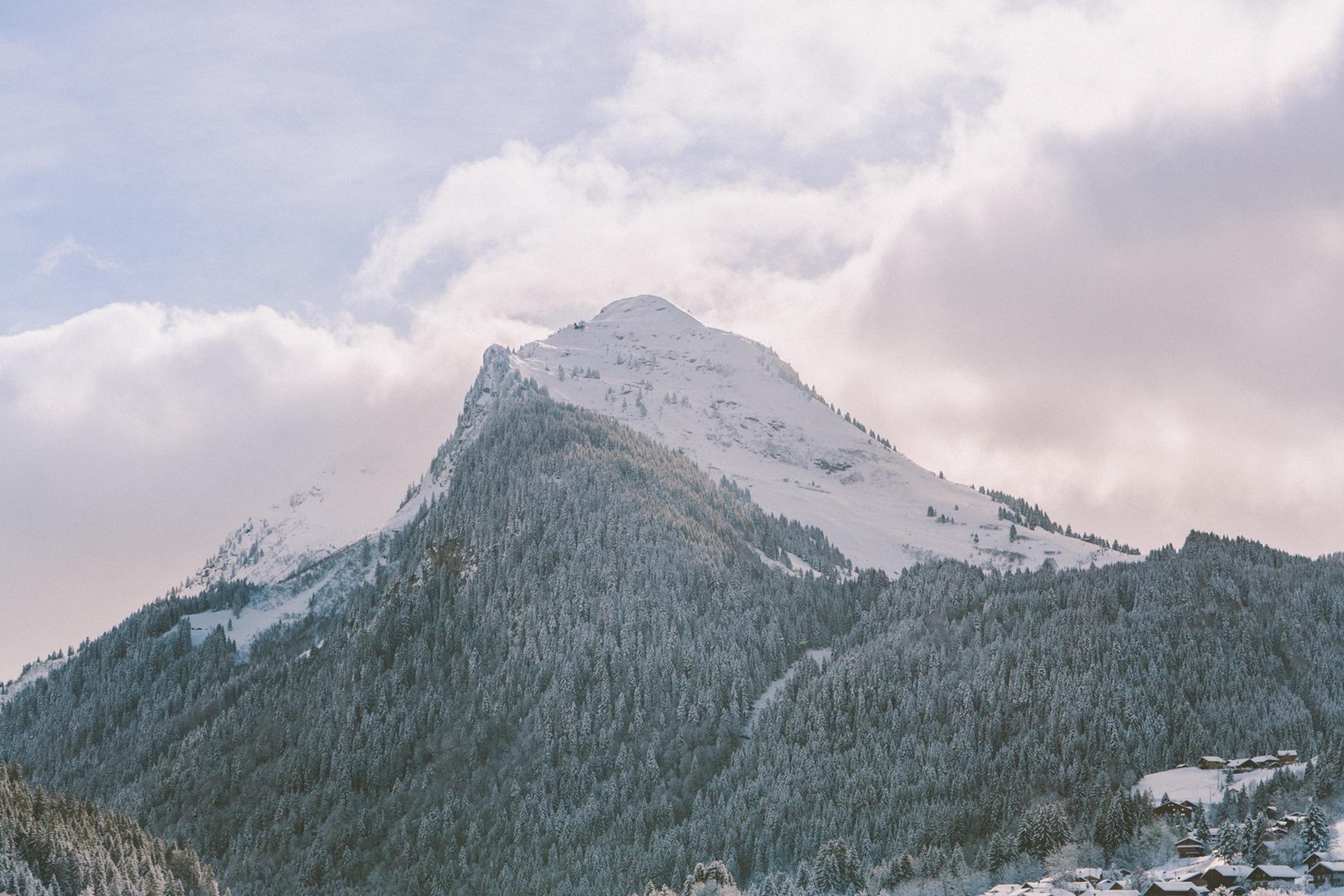 Éco-responsabilité sur le domaine skiable - © Sam Ingles