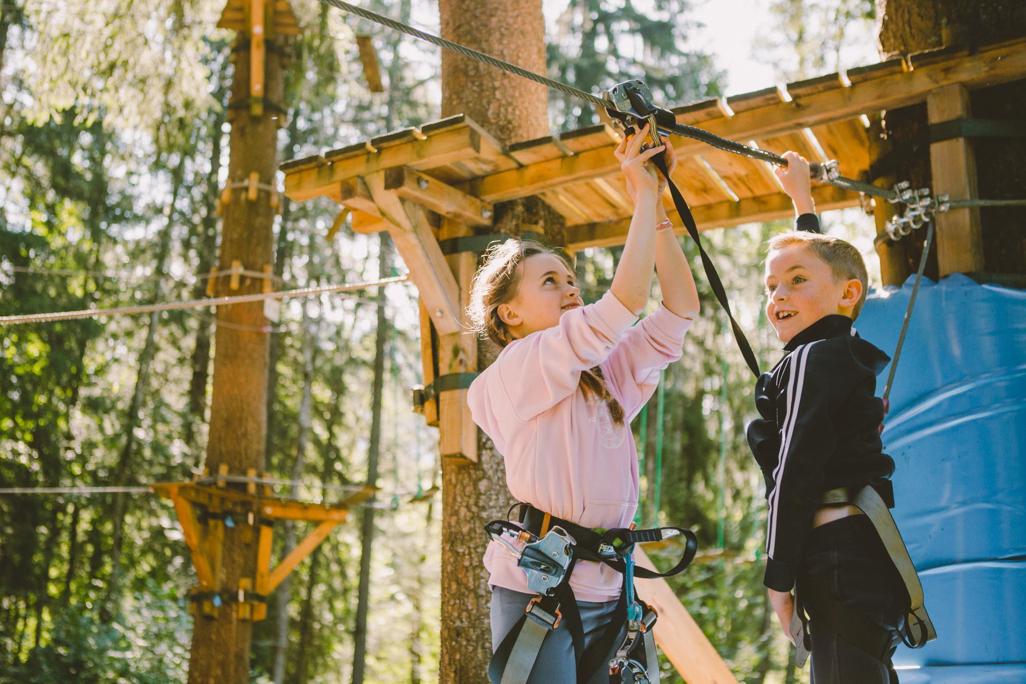 activités vacances enfants haute-savoie