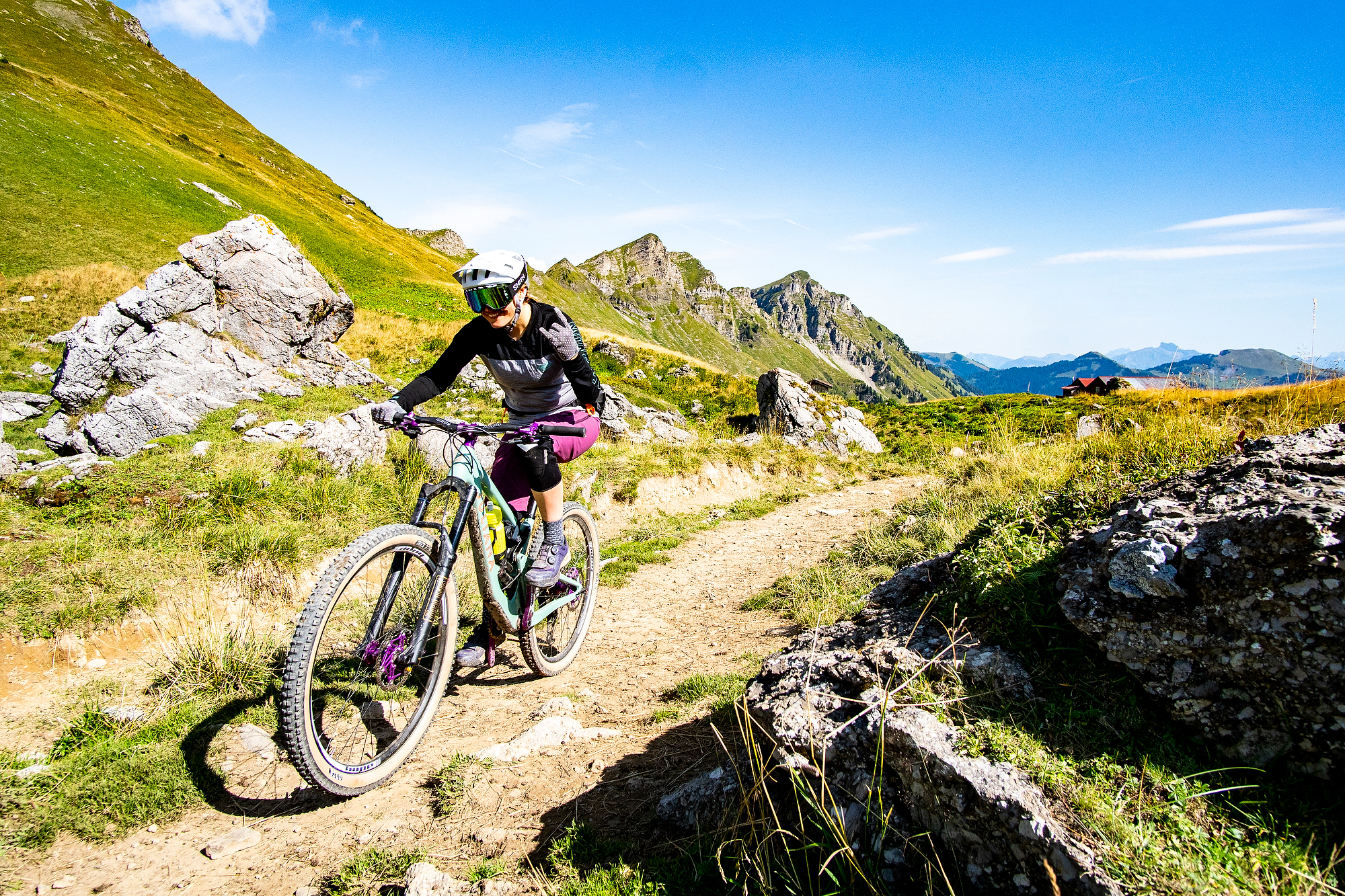 How to prepare your mountain bike trip when you are a beginner - © Jamie Nicoll Action Shots