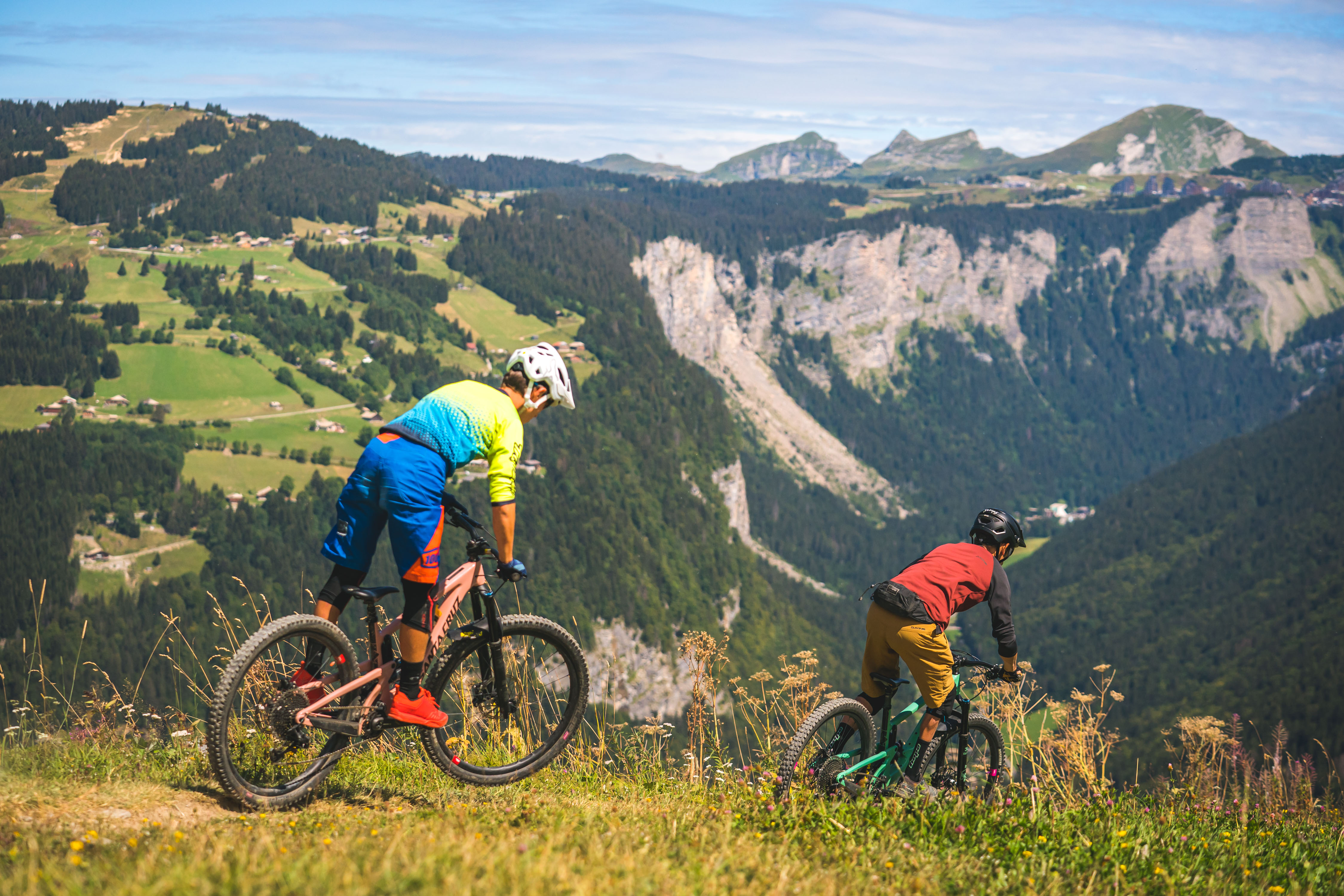 How to prepare your mountain bike trip when you are a beginner - © Keno Derleyn