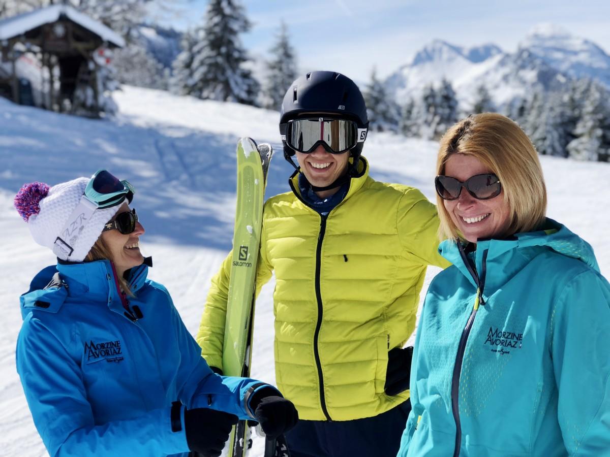 vacances-haute-savoie-ski