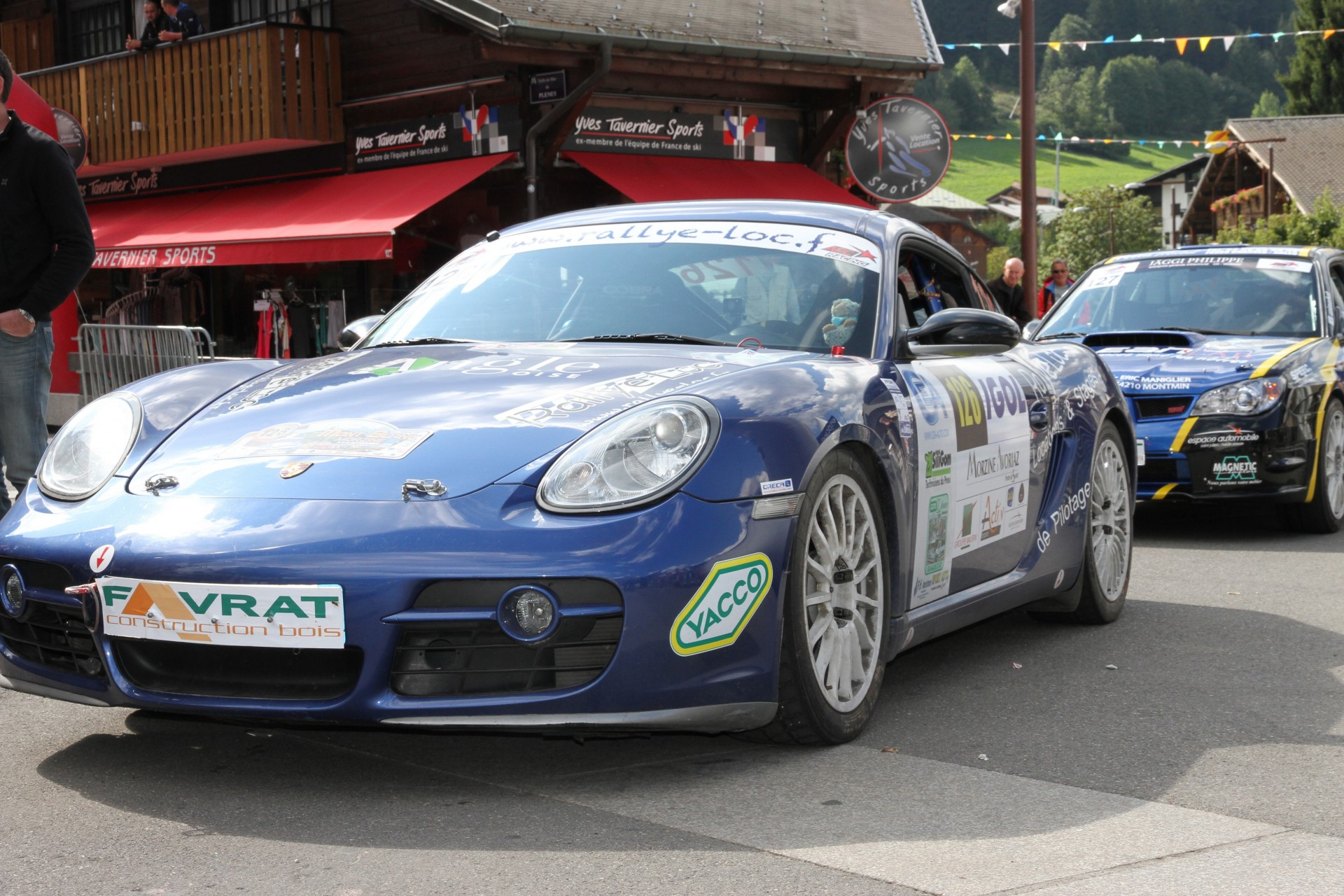 73ème édition du Rallye du Mont-Blanc