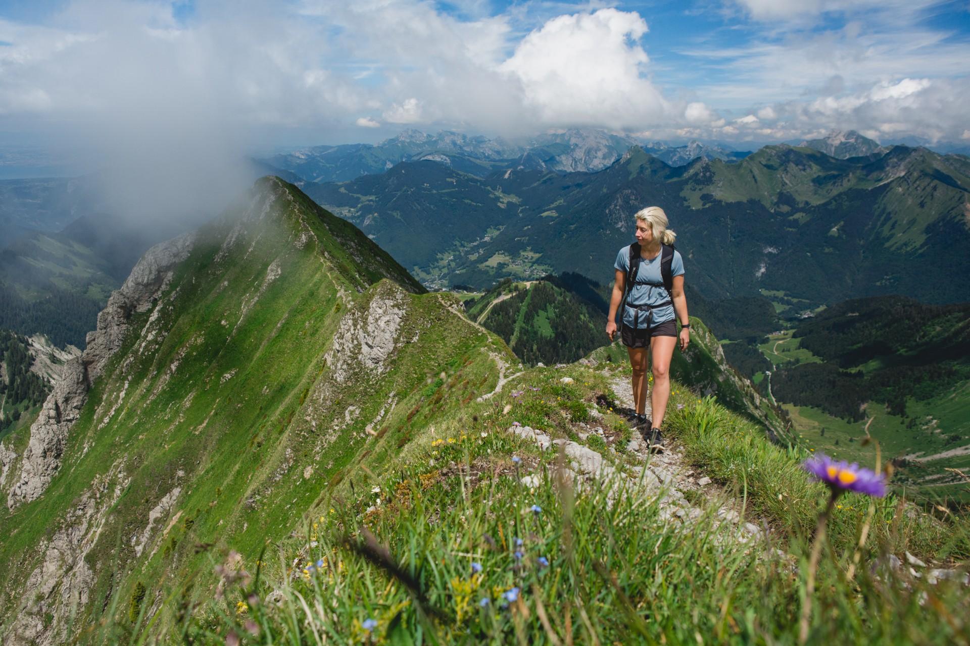 Que faire en été à la montagne ?