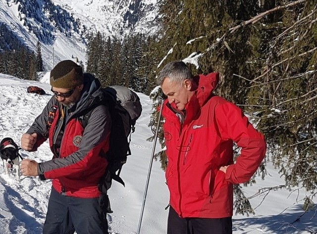 Mountain safety and avalanche rescue
