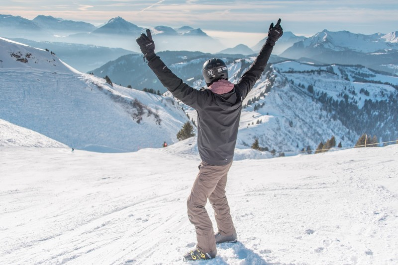 5 favorite activities in Morzine from blogger Checkoutsam