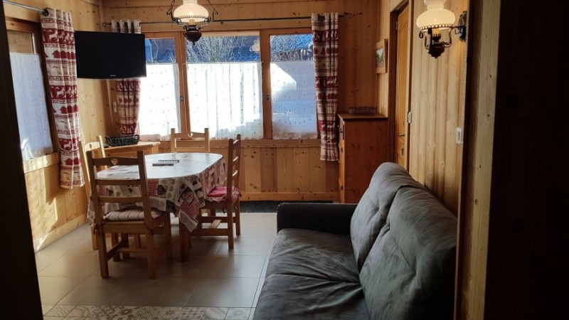 Appartement Edelweiss Chalet Les Dryades Morzine