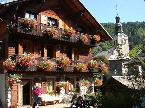 Chalet Claire-Fontaine Morzine