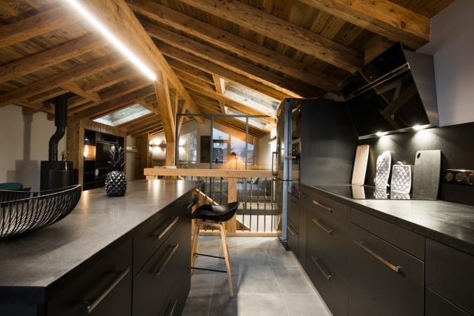 Duplex Piste Noire Chalet Nativ Morzine