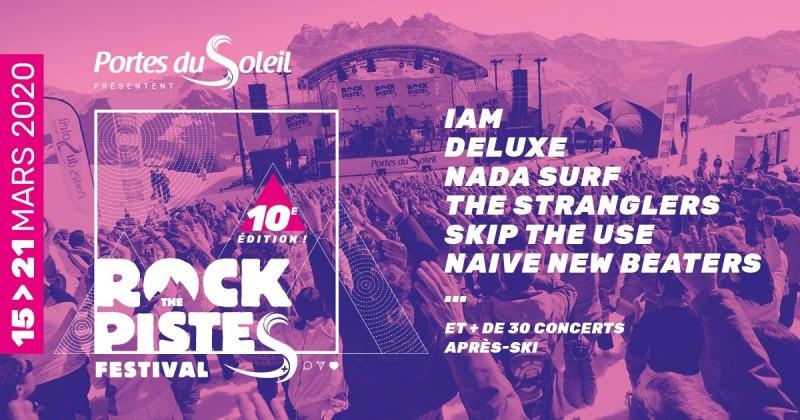 Rock the Pistes 2020