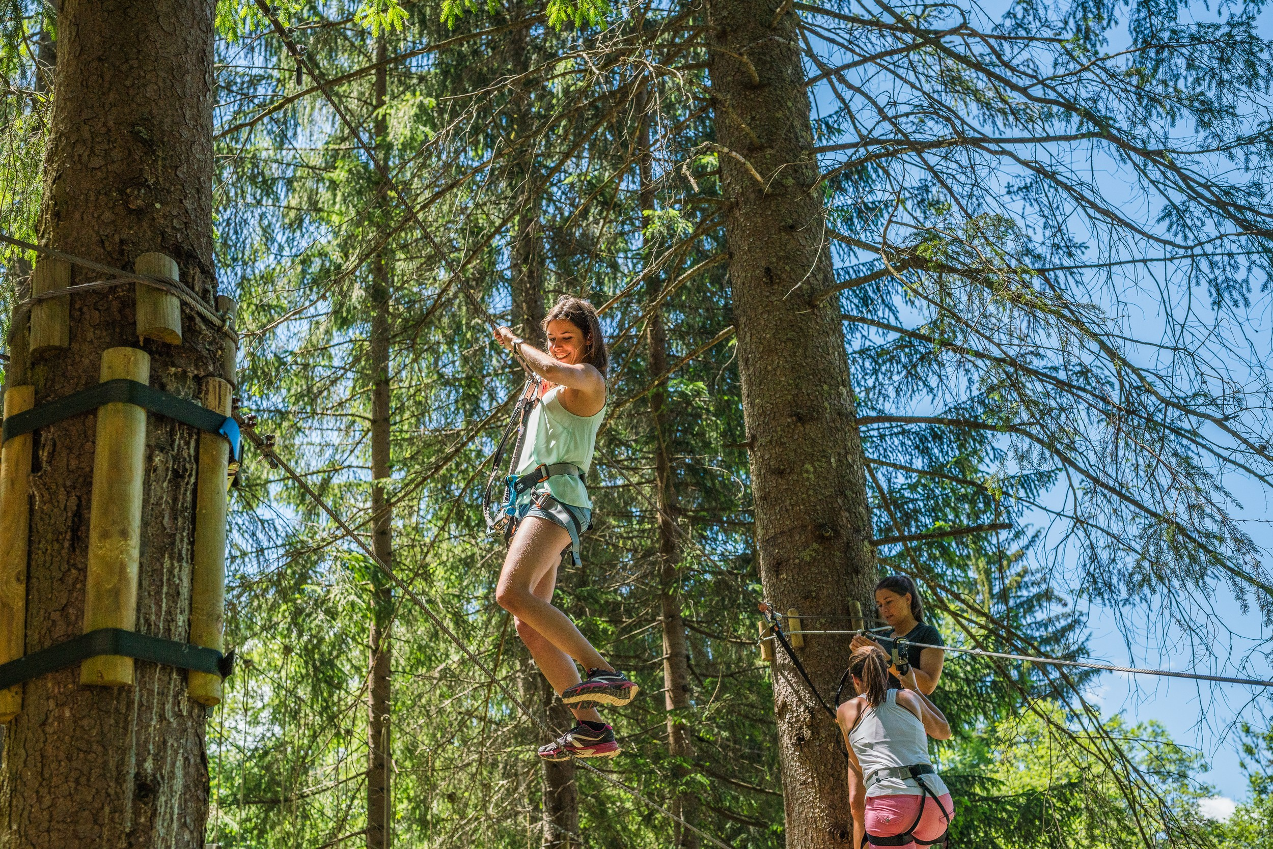 Top 10 activities for good summer holidays in the Portes du Soleil area - © Ollie Godbold