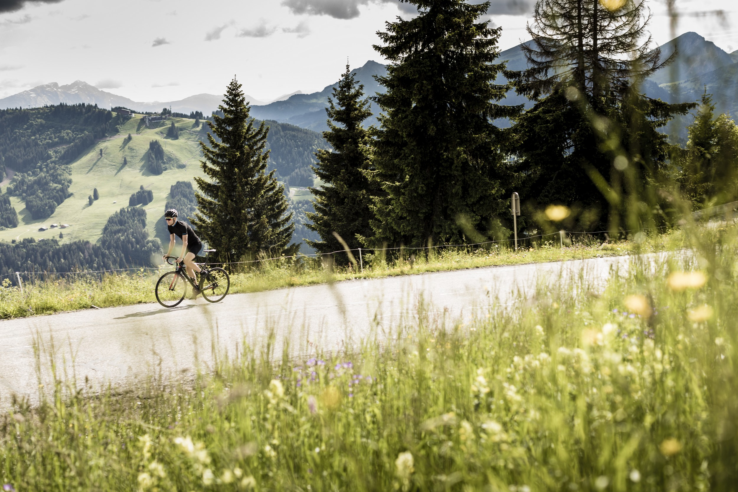 Top 10 activities for good summer holidays in the Portes du Soleil area - © Dom Daher